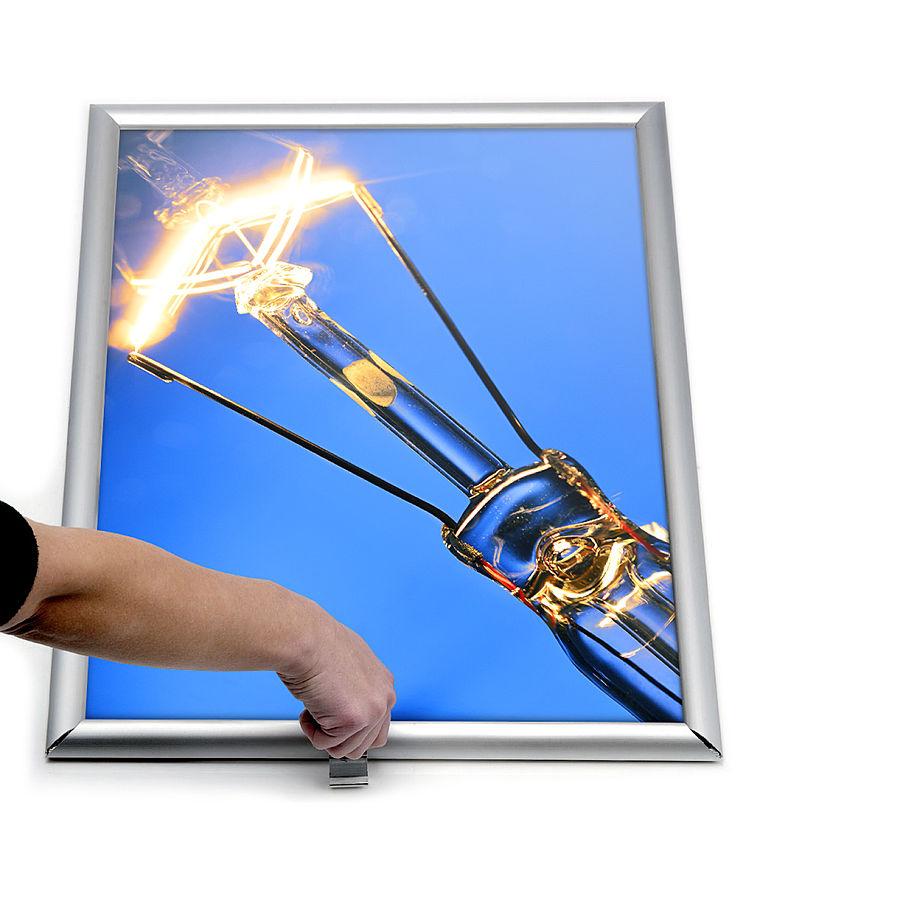 Weatherproof Outdoor Lockable Poster Frames | Imagine That Design ...