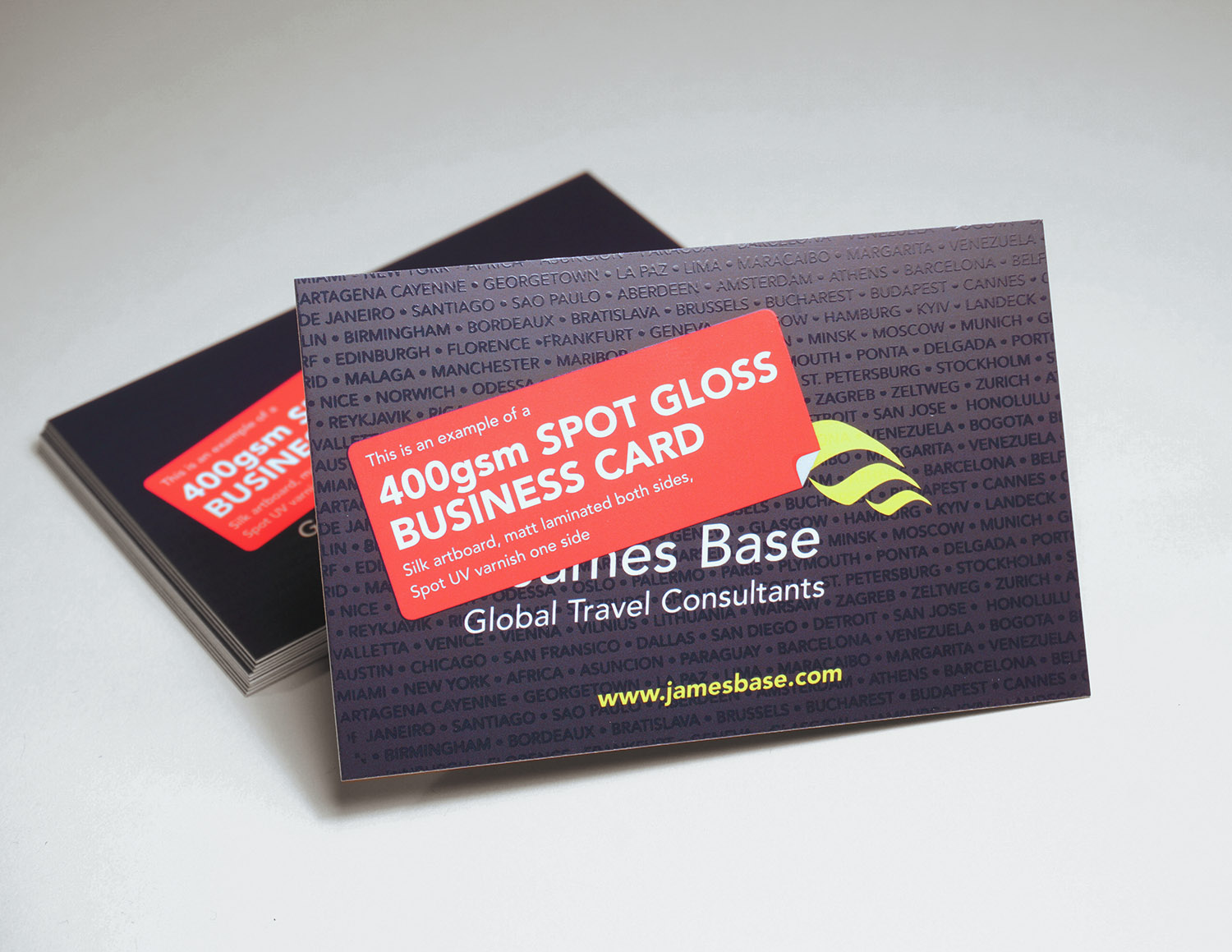 Business Cards | Imagine That | Design, Web, Print, Signage