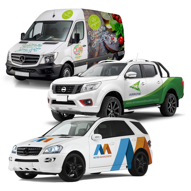Vehicle Signage Price Guide Vehicle Signage New Zealand