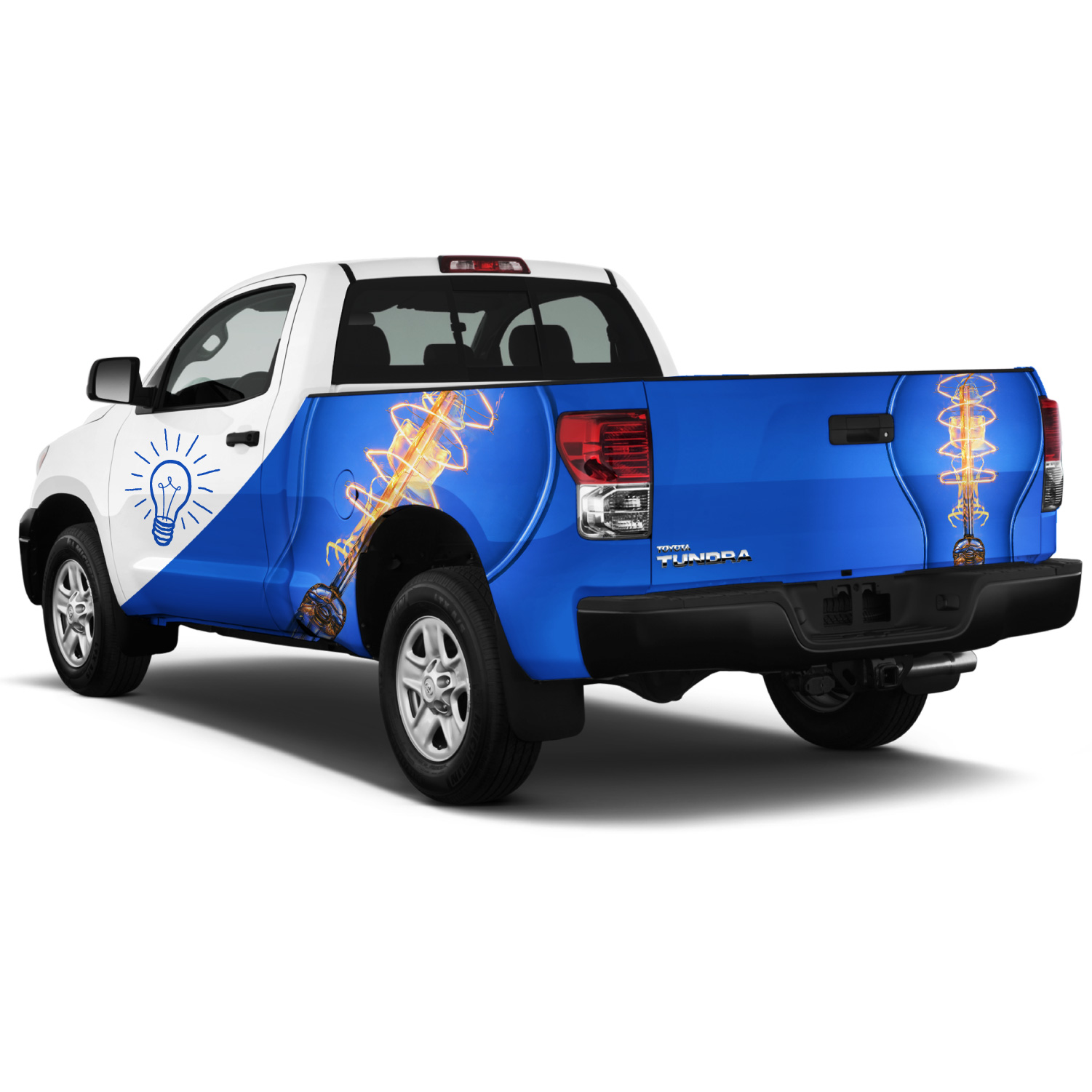 Partial Vehicle Wrap Package Vehicle Signage New Zealand